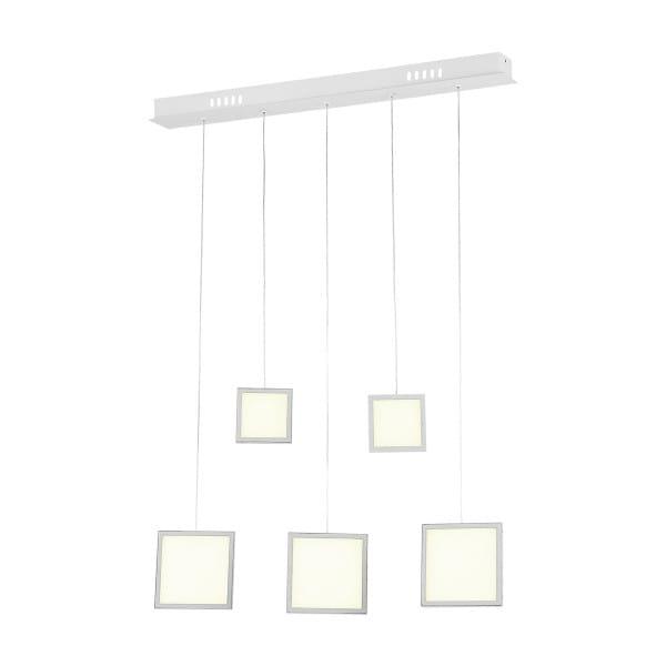 LED Pendelleuchte DIXON Weiß 33W 2310lm