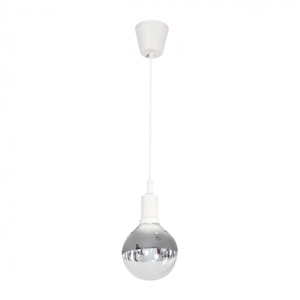 LED Pendelleuchte BUBBLE WHITE Weiß 5W 350lm