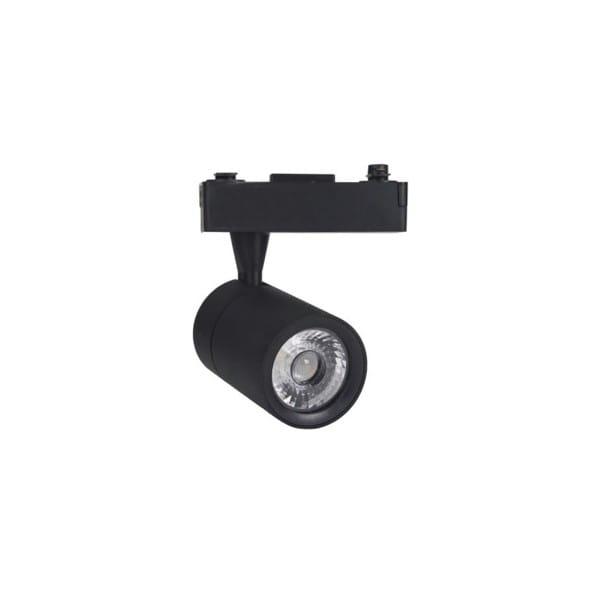 LED Deckenleuchte TRACK LIGHT in schwarz aus Stahl