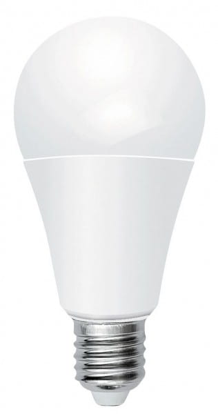 LED Leuchtmittel Dämmerungssensor warmweiß