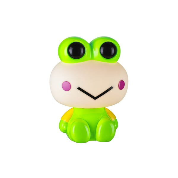 Kinderzimmerlampe bunt FROG TABLE LAMP 1xE14 max. 7W LED 1xE14 max. 7W LED 1-flammig