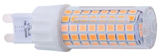 LED Glühlampe G9