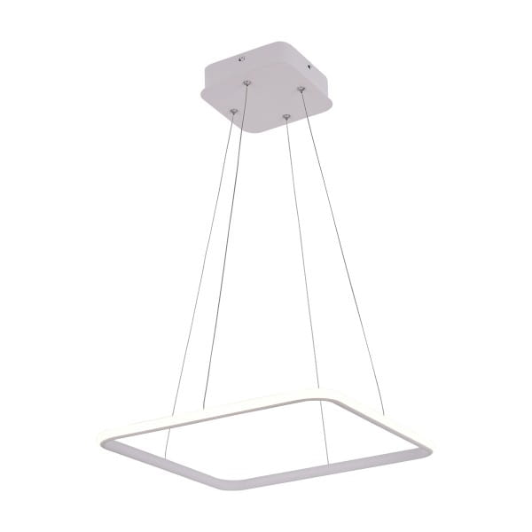 LED Pendelleuchte NIX WHITE EXTERNO Weiß 25W 1750lm
