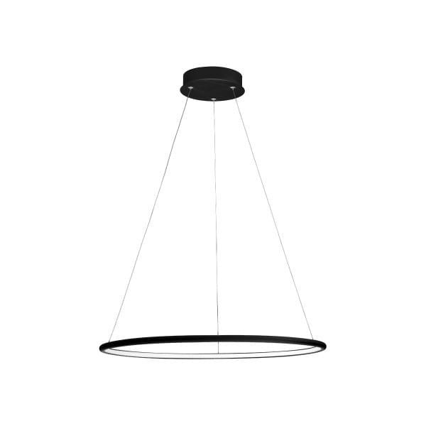 LED Pendelleuchte ORION BLACK Schwarz 22W 1540lm