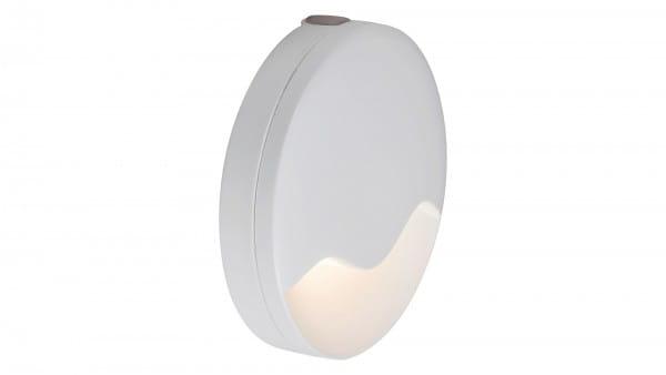 LED Nachtlicht Dekoleuchte Weiß Lily