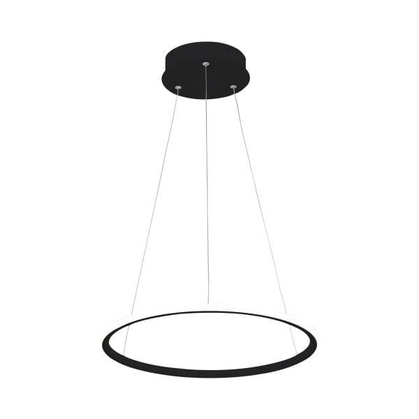 LED Pendelleuchte ORION BLACK EXTERNO Schwarz 22W 1540lm
