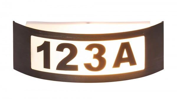 Außenwandleuchte antikgold E27 IP44 Innsbruck