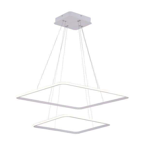LED Pendelleuchte NIX WHITE EXTERNO Weiß 50W 3500lm
