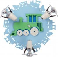 Kinderzimmerlampe Zug E14/R50