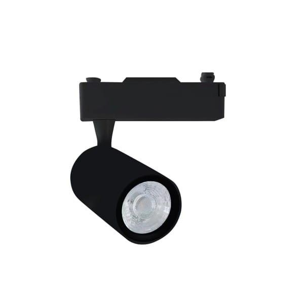 LED Deckenleuchte TRACK LIGHT schwarz aus Stahl 8cm