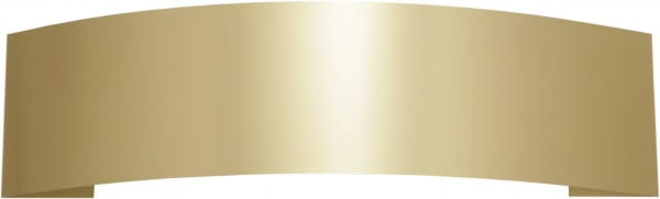 Wandleuchte gold aus Metall KEAL E14