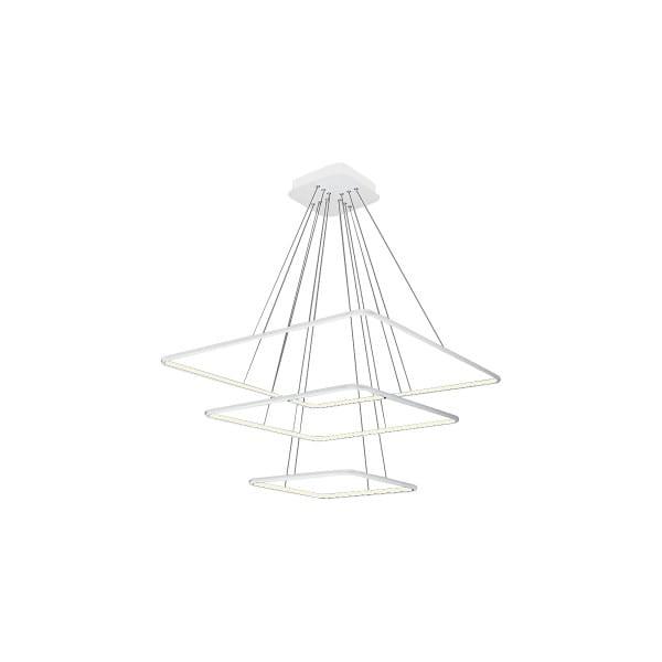 LED Pendelleuchte NIX WHITE Weiß 117W 8190lm