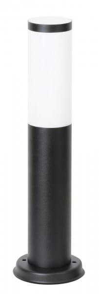 Wegeleuchte mattschwarz E27 25 Watt IP44 450mm Black torch