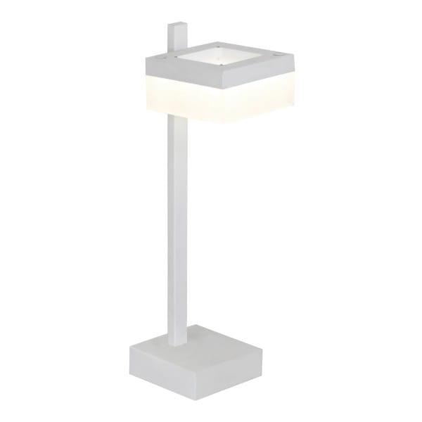 LED Tischleuchte CUBO Weiß 12W 840lm
