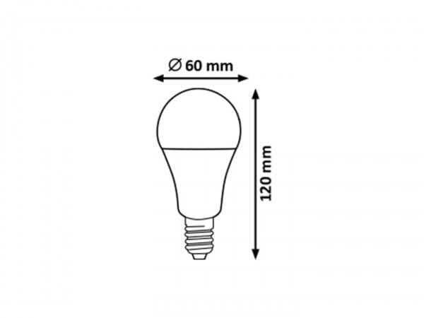 LED Leuchtmittel E14 Farbtemperaturen 10W