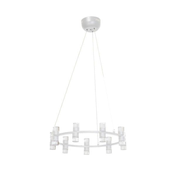 LED Pendelleuchte FLORENCE Weiß 54W 3780lm